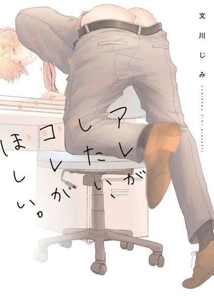 【BL漫画】アレがしたい、コレがほしい。
