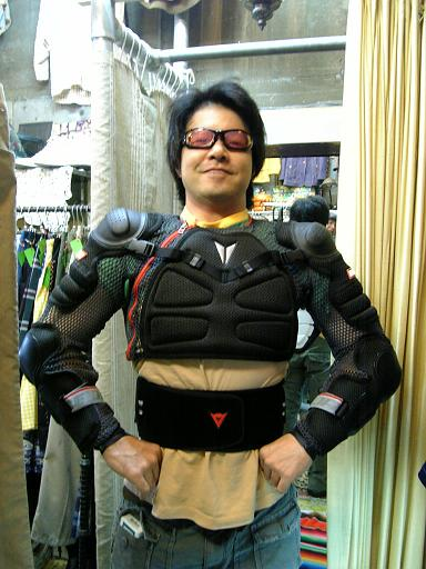 ヤマちゃんマン