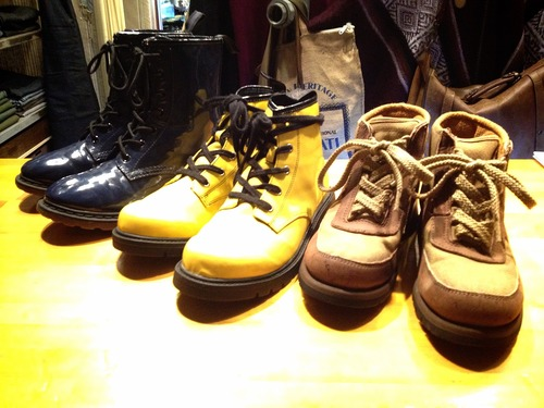 Go Go Boots Girl