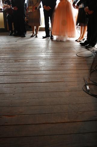 緑の結婚式