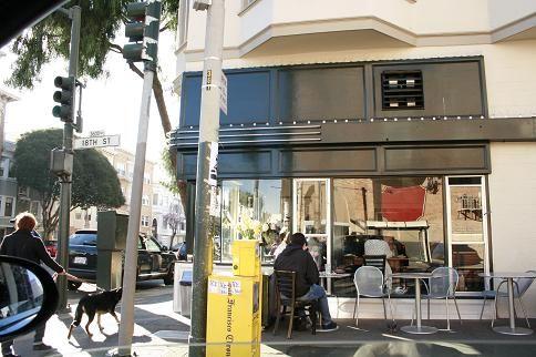 街角のCafe