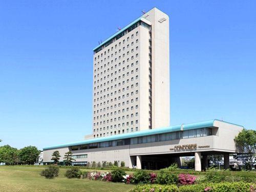 コンコルドホテル01