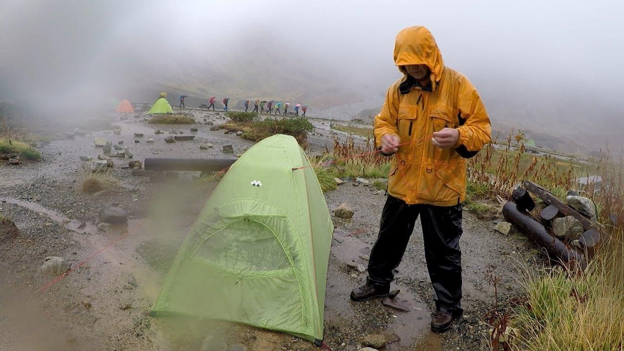 登山活動での失敗体験「道に迷った」「忘れ物をした」
