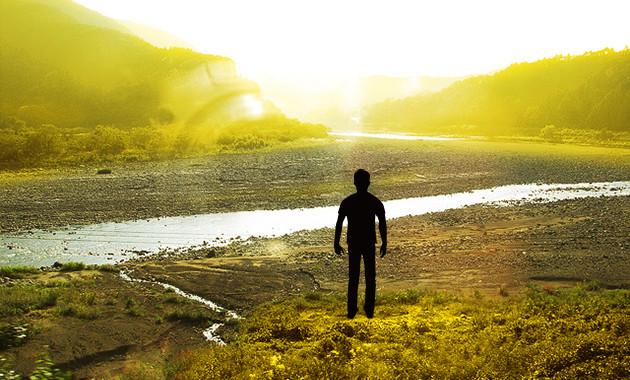 【三途の川】死の直前に見る光景は、脳内で何かが起こってる現象