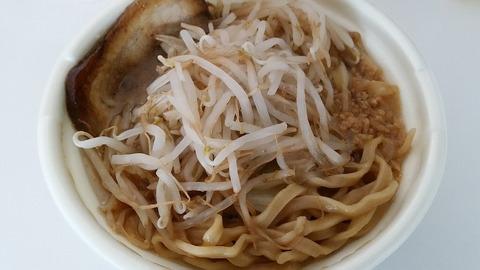 食べた感想中華蕎麦とみ田監修三代目豚ラーメン