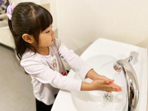 感染症予防に効果的な手洗いの仕方