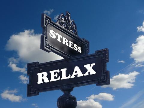 カンタンに出来るストレス解消方法は?泣く!医学的に証明
