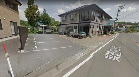 玉山支所前食堂の場所や駐車場や営業時間
