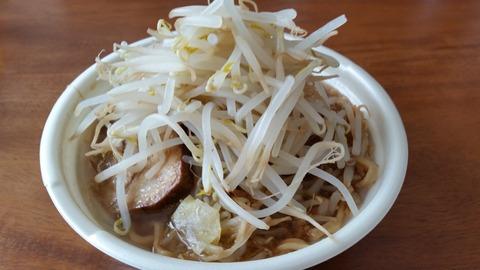 トッピング中華蕎麦とみ田監修 ワシワシ食べる豚ラーメン