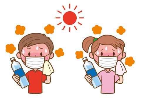 冷たいマスク(日本製)の通販はアマゾンより楽天