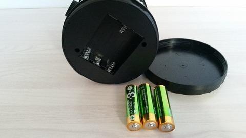 6ダイソー単三電池