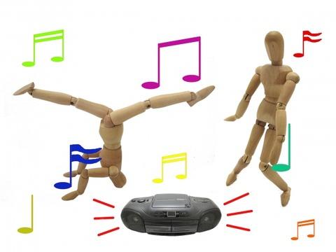 やる気が出ない解決策音楽を大音量で聴く