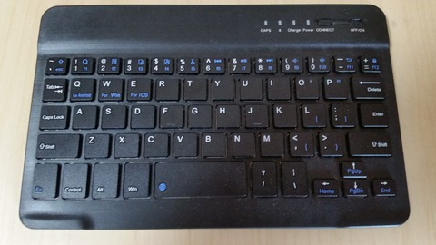 メリットデメリットヒロコーポレーションモバイルキーボードHP-MK001