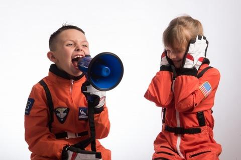 子どもの声がうるさい時静かに話してくれる方法やってみた