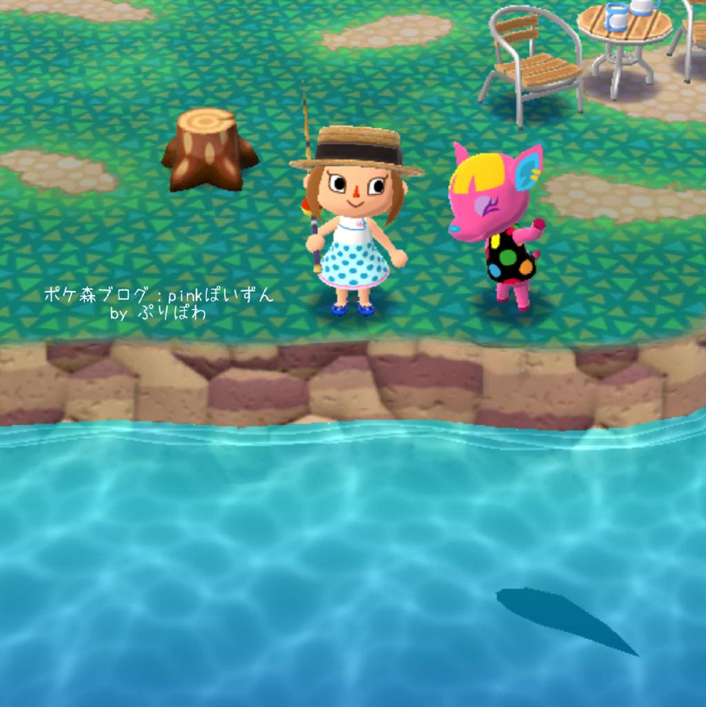 森 魚 あげる あつ