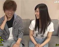 【エロ動画】笑顔が可愛い女の子が企画でカメラの前で男とエッチする!