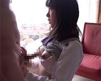 【エロ動画】真面目そうな優等生タイプの子と制服えっち