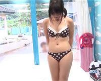 【エロ動画】すごくエッチな身体つきをした女の子にマッサージして流れでハメる