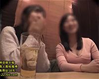 【エロ動画】相席居酒屋で出会った女の子をお持ち帰りエッチ||