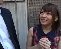 【エロ動画】可愛いAV女優の凄テクに我慢できない男たち||