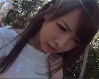 【エロ動画】街で声かけたお姉さんに最初は怪しまれつつも中出しに成功!||