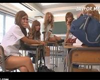 【エロ動画】ギャルだらけの学校でギャルがセックスしまくり