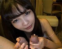 【エロ動画】清楚な黒髪パイパン美少女