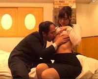 【エロ動画】上司とセックスして勝手に中出しされてしまった新人のOL||