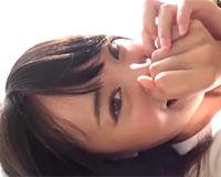【エロ動画】ビンビンのチンコを見て驚いちゃった女の子が挿入を拒んでいたので挿れられてスイッチが入る!