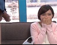 【エロ動画】デカチンを恥ずかしそうに見るお姉さん、なんだかんだフェラして挿入までさせてくれた||