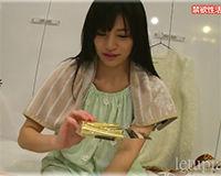 【エロ動画】AV女優が禁欲生活にチャレンジしてからSEX!||