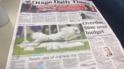 OTAGO News Paper