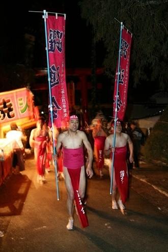 久井のはだか祭り2012