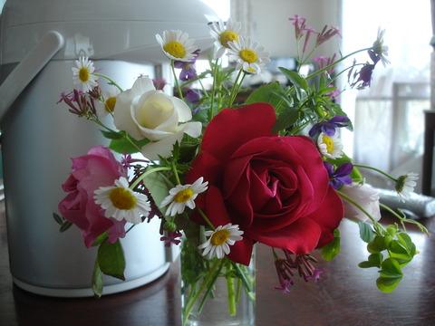 5月22日切り花