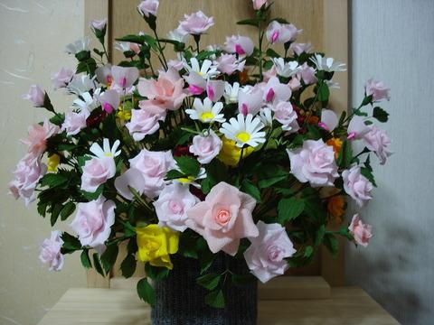 紙の花7、