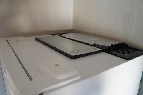 冷蔵庫天井