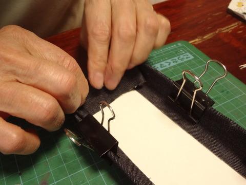 布の張り方8