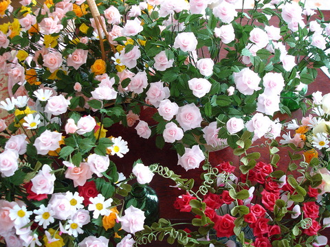 紙の花3、
