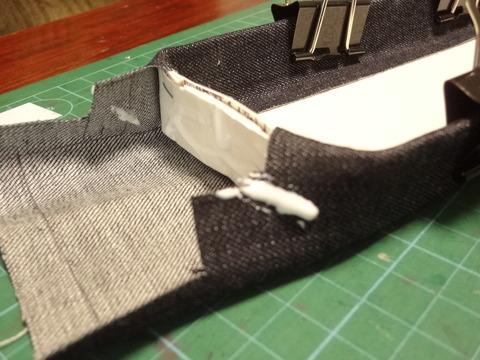 布の張り方6