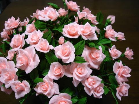 紙の花5、
