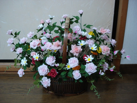 紙の花8、