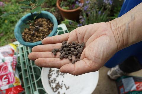 バラ用肥料
