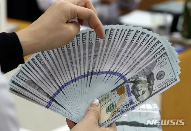 為替 韓国 ドル