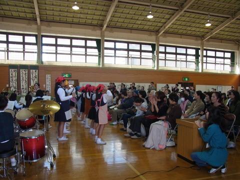 文化祭十余二小吹奏楽部