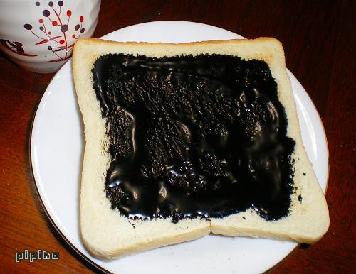黒ごま&おりごトースト