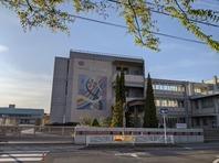 �安城高等女学校(現 桜町小学校)