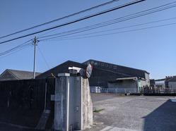 �杉治商会(現・日本飼糧半田工場)