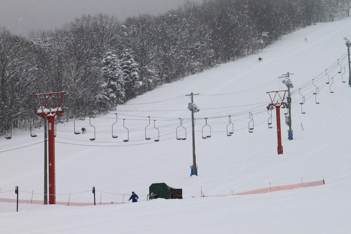 ぴっぷスキー場