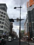 八戸中心街入口