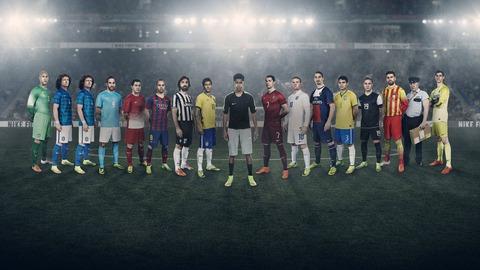 Nike Football Presents 激戦上等1